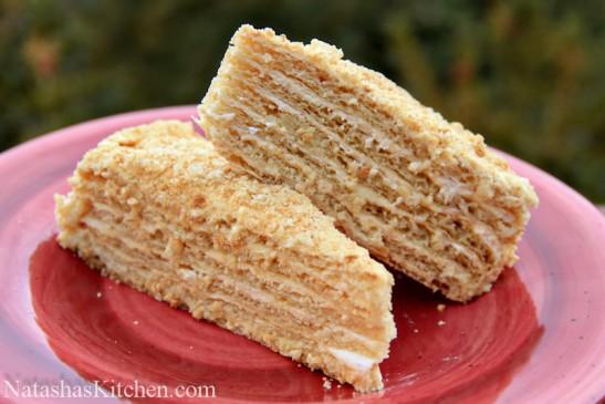 Рецепт торта мадонна с фото